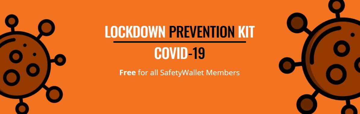 LockDown Prevention Kit COVID-19