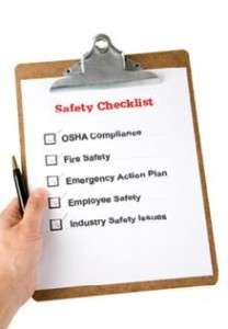 Health and Safety Compliance Checklist