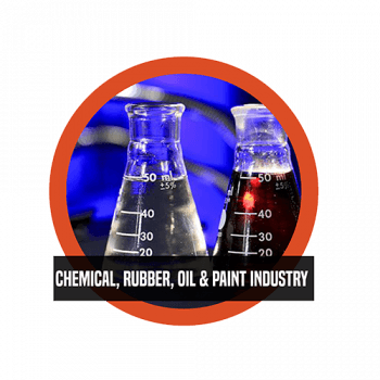 Chemical Rubber Oil and Paint Industry