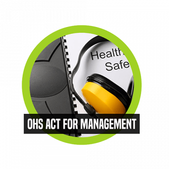 OHS Act for Management
