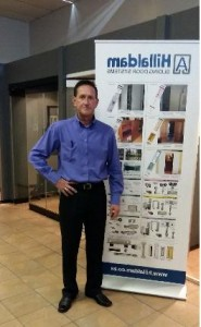 Jacques Botha, Operations Manager, Hillaldam Sliding Doors Systems