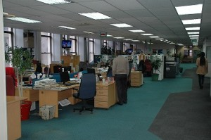 Working environment at Independent News